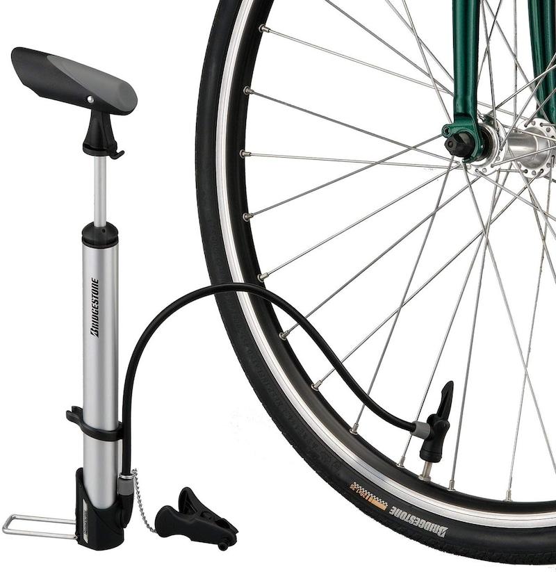 BRIDGESTONE(ブリヂストン),自転車タイヤ用 モバイルポンプ,PM-GM06 A400300