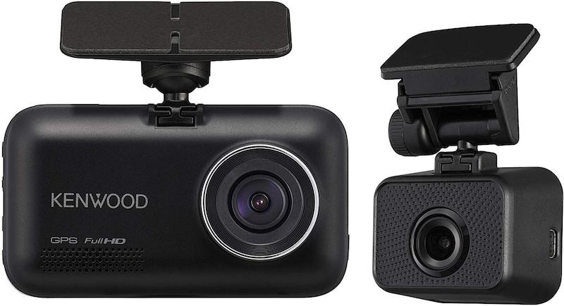 KENWOOD(ケンウッド),前後撮影対応2カメラドライブレコーダー,DRV-MR745