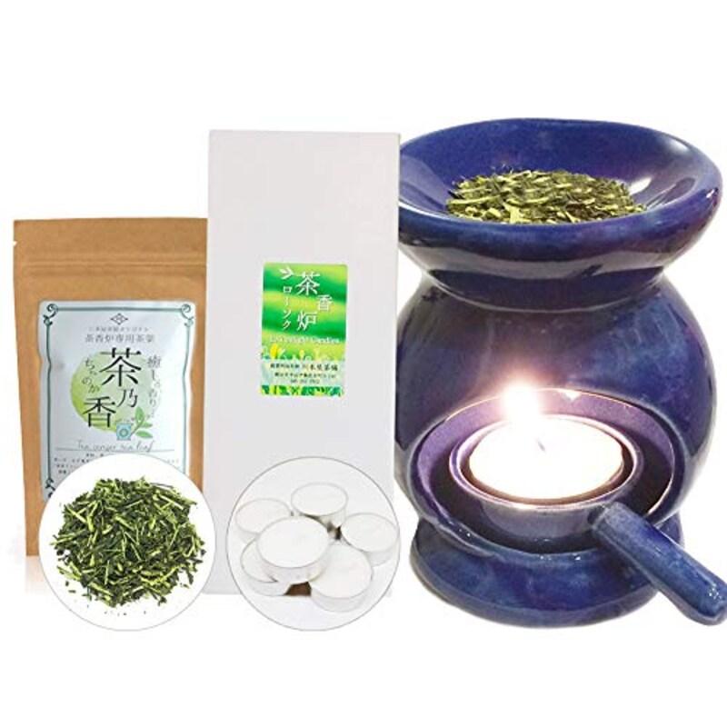 創業明治年間 川本屋茶舗,はじめての茶香炉