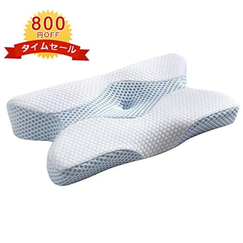 MyeFoam,ネックフィットまくら,ZT-15-02
