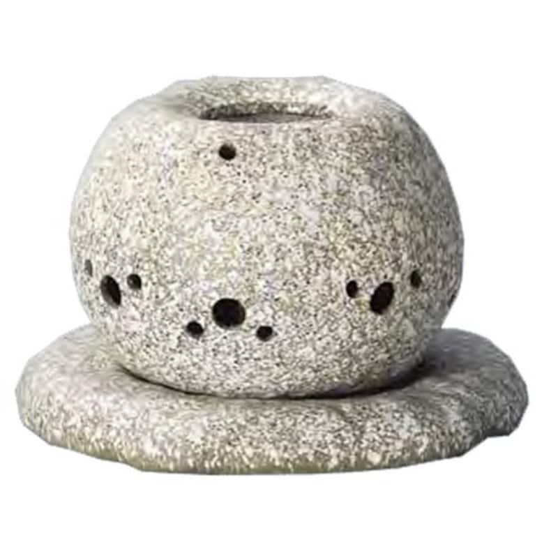 ヤマキイカイ,山房石風電気茶香炉,G1622