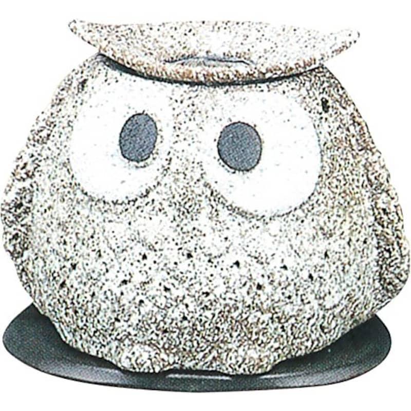 常滑焼(Tokonameyaki),電気式茶香炉 房窯 石風ふくろう,ル36-16