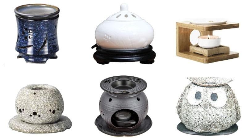 茶香炉のおすすめ人気ランキング12選と使い方 電気式が人気!おしゃれな陶器やガラス製のものを紹介!