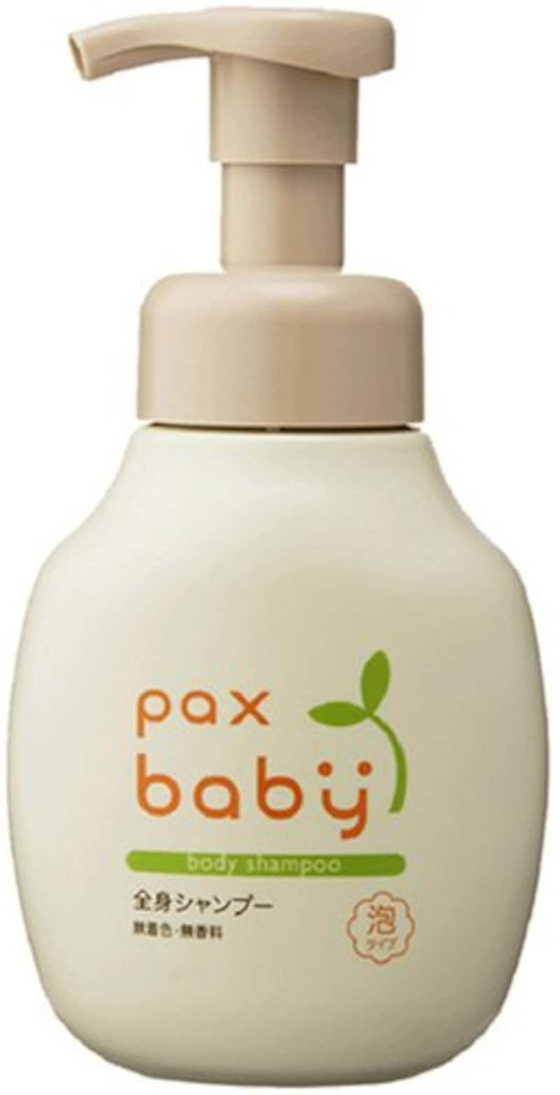 太陽油脂 ,pax baby(パックスベビー)全身シャンプー