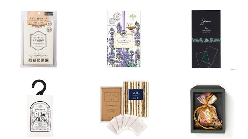 サシェ(匂い袋)のおすすめ人気ランキング15選と作り方|おしゃれでかわいいものからメンズ向けまで紹介!使い方も解説!