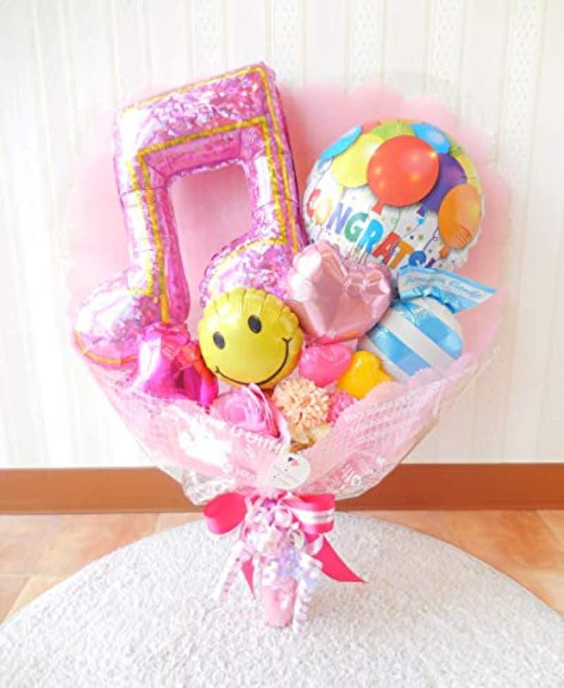 バルーンギフト・ドット・コム,バルーンの花束型ブーケ