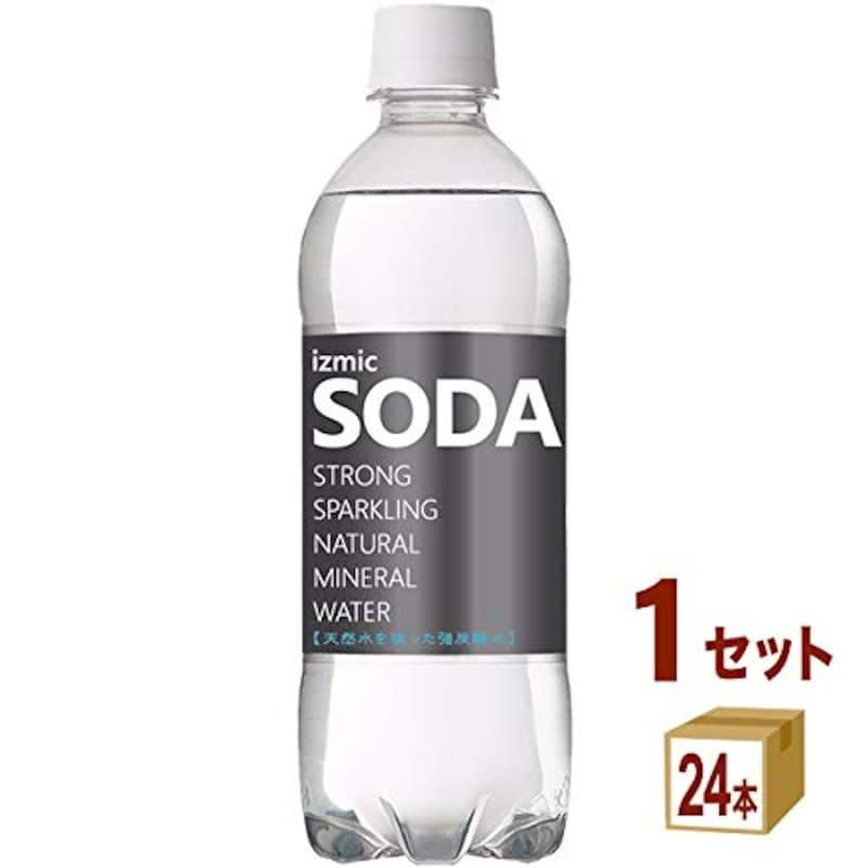 イズミック,SODA(ソーダ)天然水強炭酸水