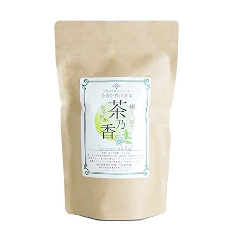 創業明治年間 川本屋茶舗,国産 茶香炉専用茶葉 「茶乃香」
