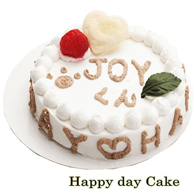帝塚山WANBANA,Happy Day 無添加 誕生日ケーキ