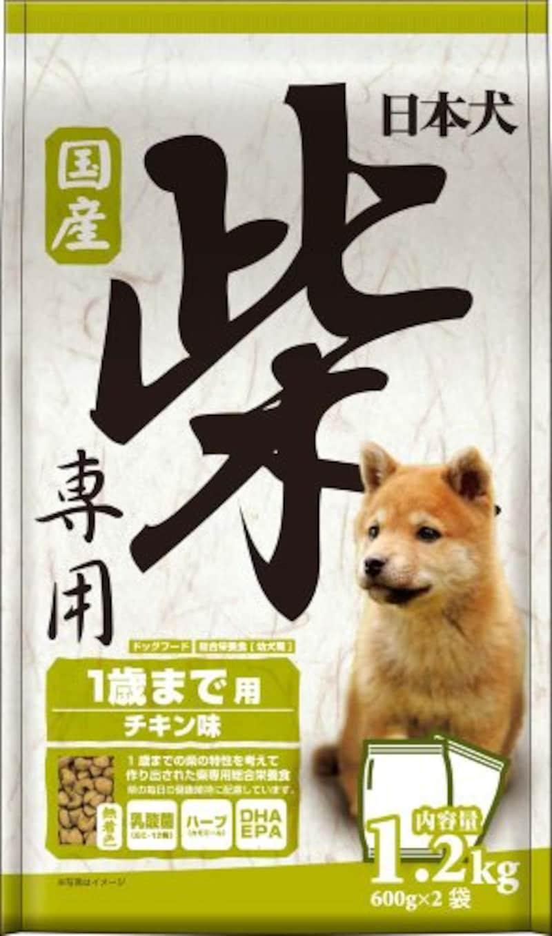 イースター,日本犬 柴専用 1歳まで