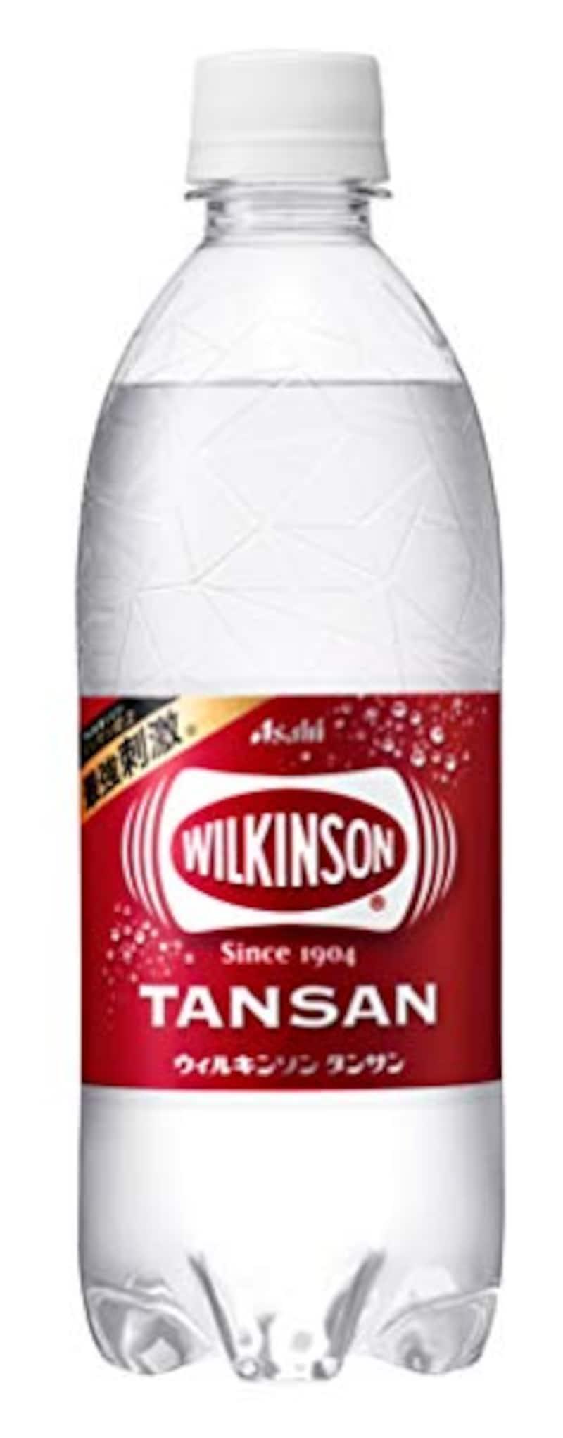 アサヒ飲料,ウィルキンソン炭酸