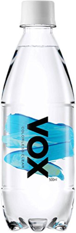 ヴォックス,強炭酸水プレーン