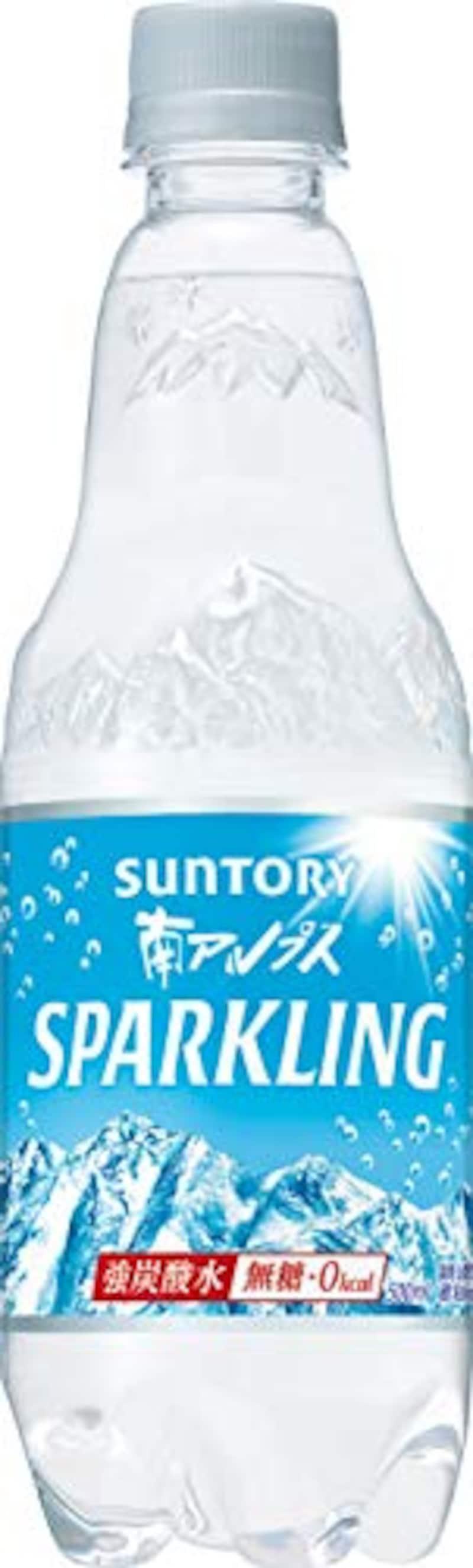 サントリー,天然水スパークリング