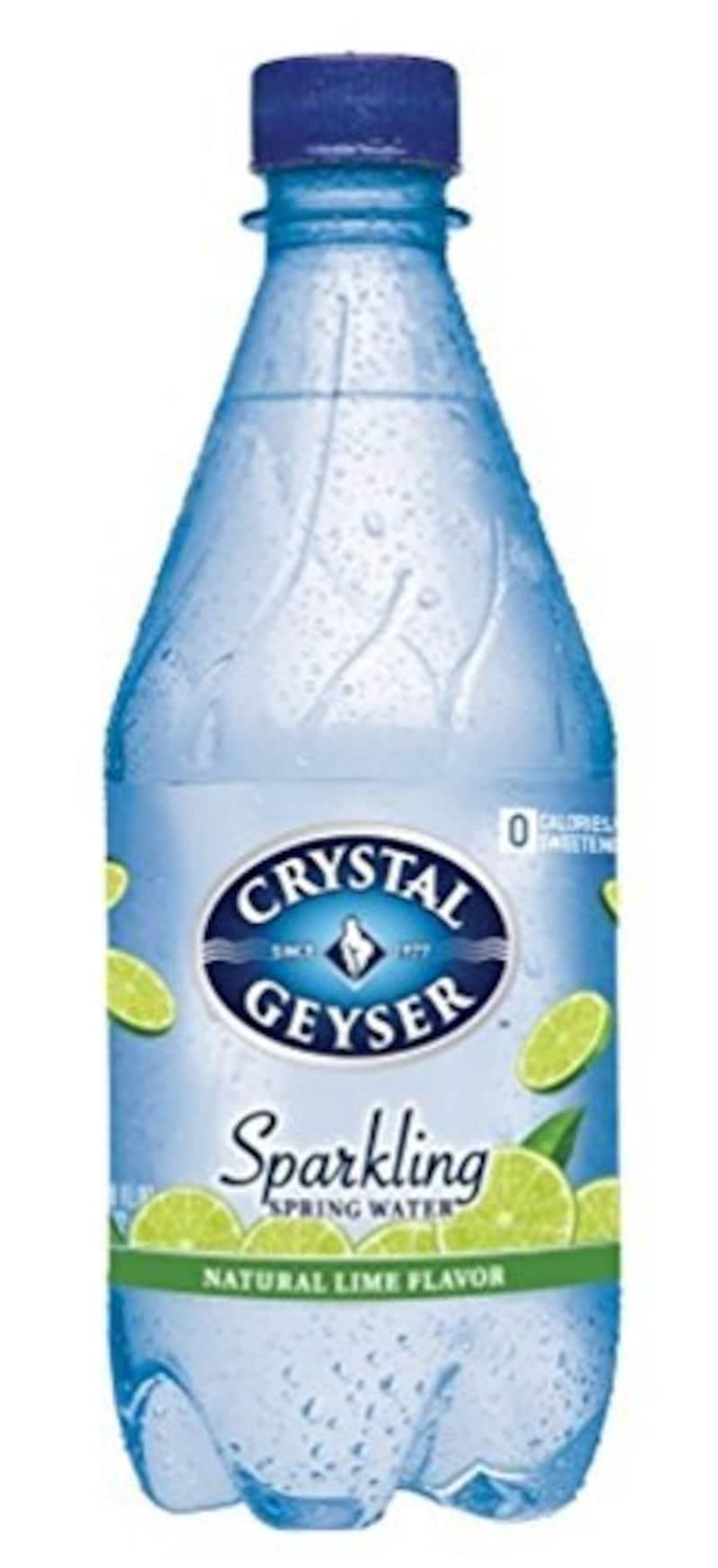 Crystal Geyser(クリスタルガイザー),スパークリングライム