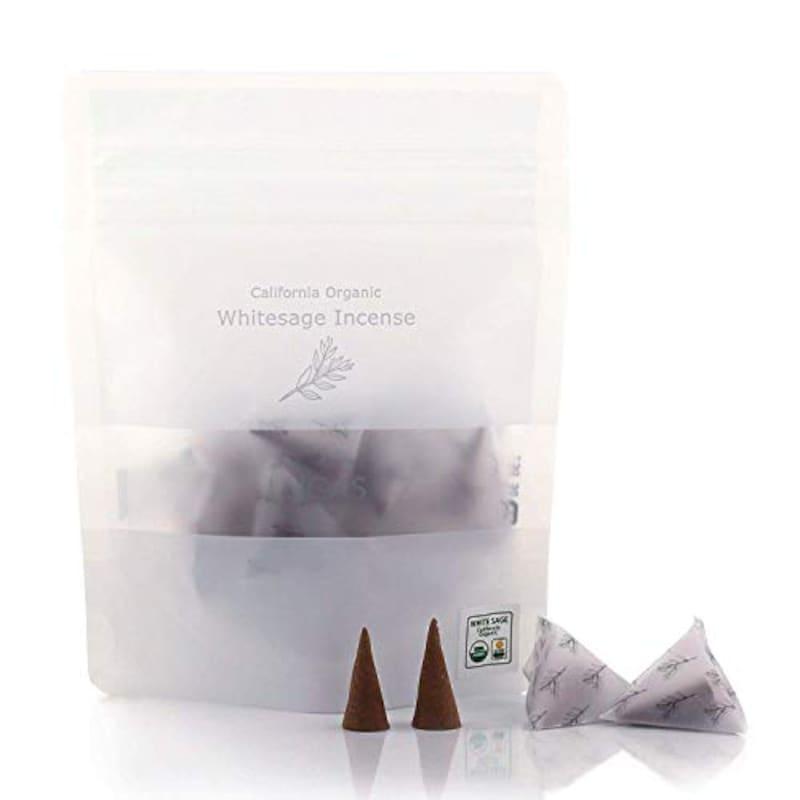 LUCAS(ルカス),エクストラ・ホワイトセージ お香 浄化用