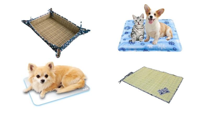 犬用クールマットおすすめ15選|大理石タイプなどに注目!噛む原因や対処法も紹介
