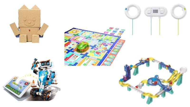 プログラミングおもちゃおすすめ人気ランキング11選|男の子も女の子も楽しめる!年齢別に紹介
