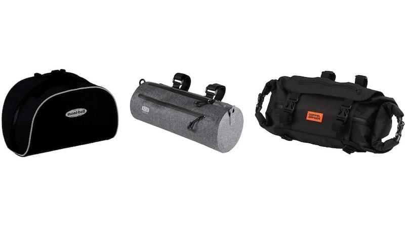 自転車用フロントバッグのおすすめ14選|ハンドル固定でおしゃれに収納!