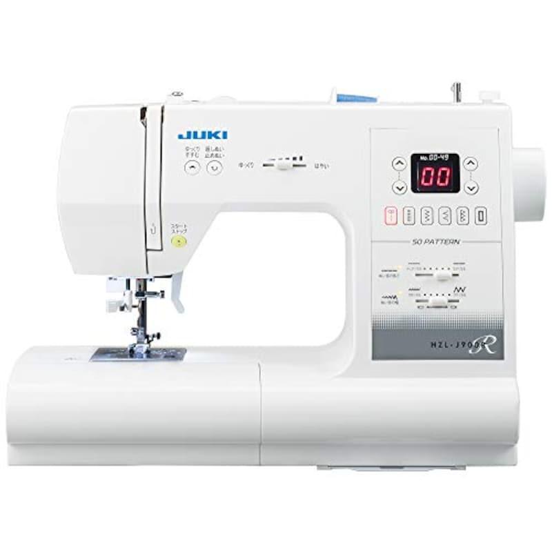 JUKI (ジューキ),コンピューターミシン 50パターンの縫い模様,HZL-J900R