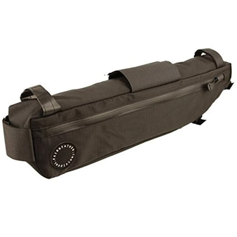 FAIRWEATHER(フェアウェザー),frame bag black