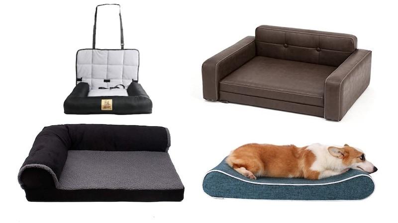 犬用ソファーおすすめ10選|ベッド型などに注目!掘る原因や布カバーも紹介!
