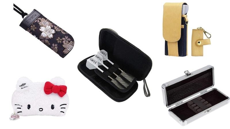 ダーツケースのおすすめランキング15選|かっこいい革製やかわいいコンパクトサイズも人気