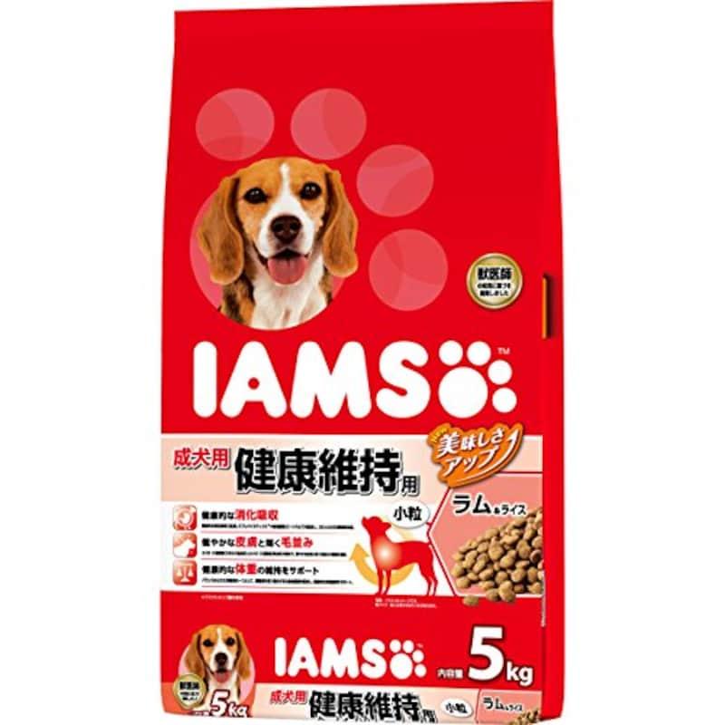 アイムス,成犬用 健康維持用 ラム&ライス 小粒