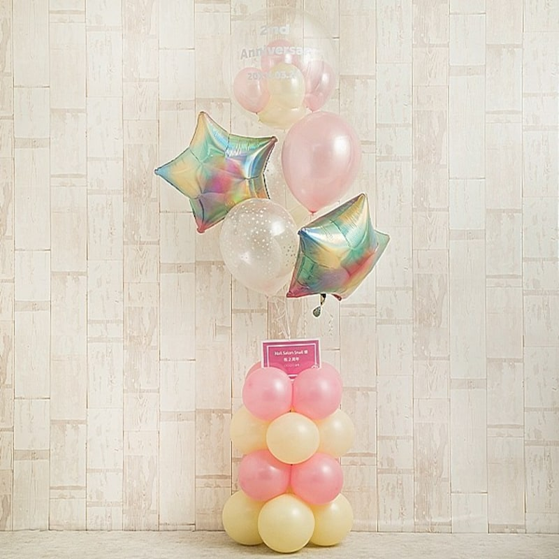 Balloon Kitchen,ファンシーレインボースター