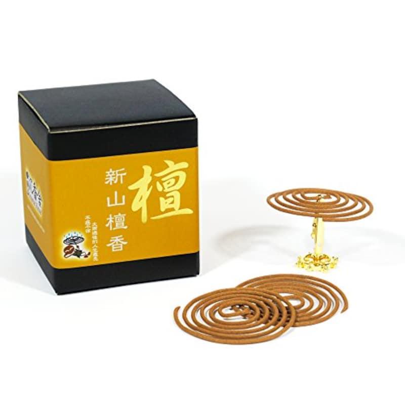 台湾沉香舍,渦巻型線香