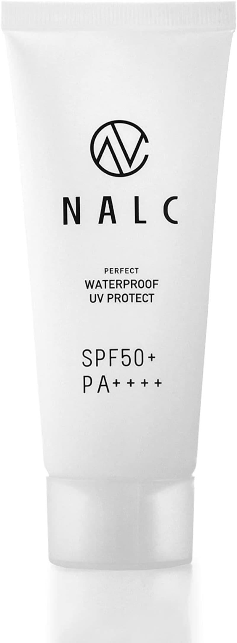 NALC,パーフェクトウォータープルーフ日焼け止め