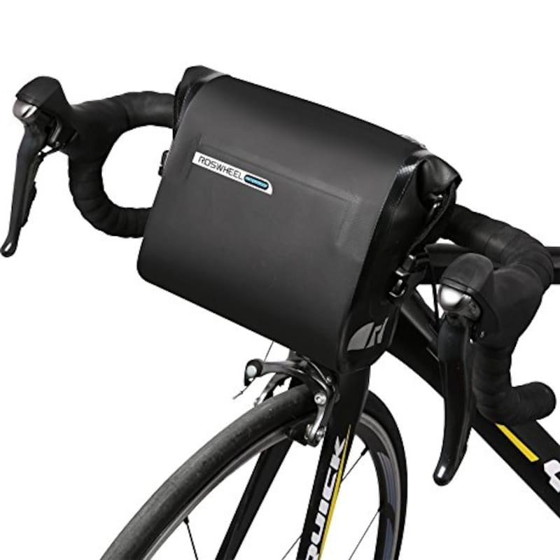 ROSWHEEL,自転車 フレームバッグ