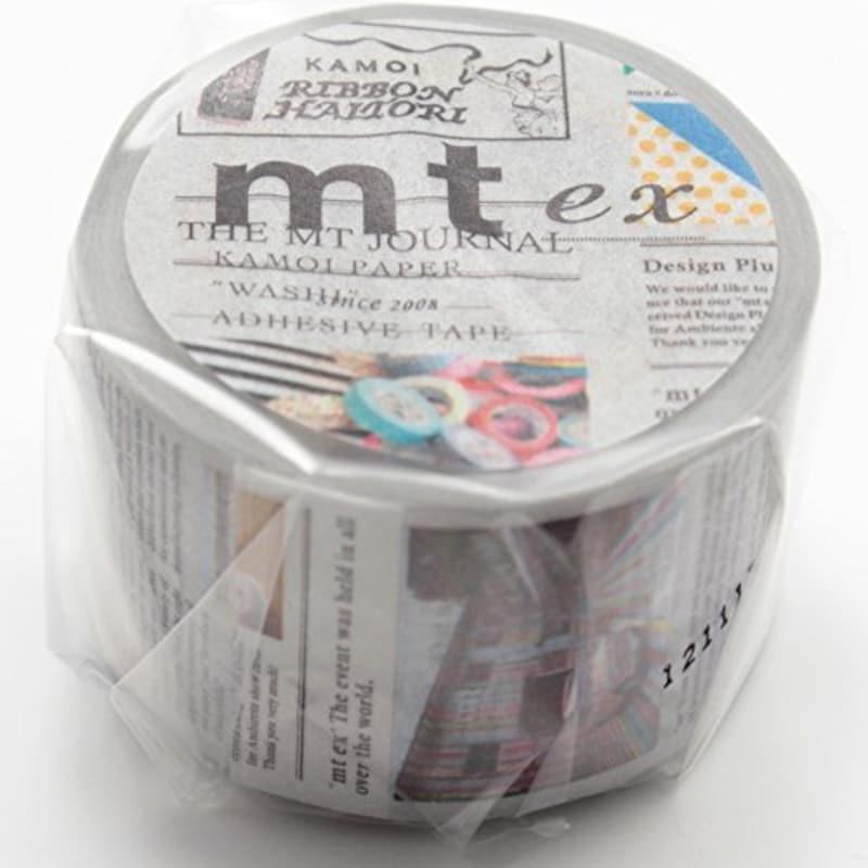 カモ井加工紙,mt ex 英字新聞,MTEX1P75