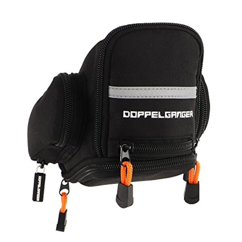 DOPPELGANGER(ドッペルギャンガー),エクステンションサドルバッグ,DBS353-BK