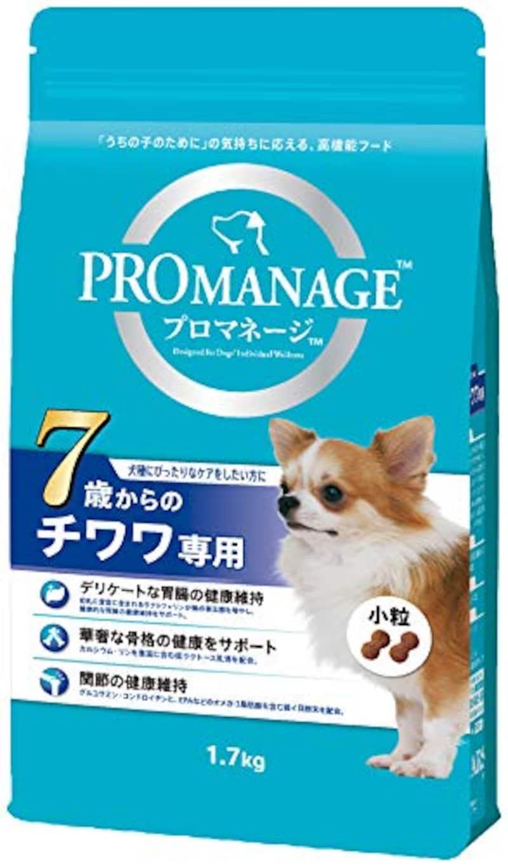 プロマネージ (PROMANAGE),7歳からのチワワ専用 1.7kg
