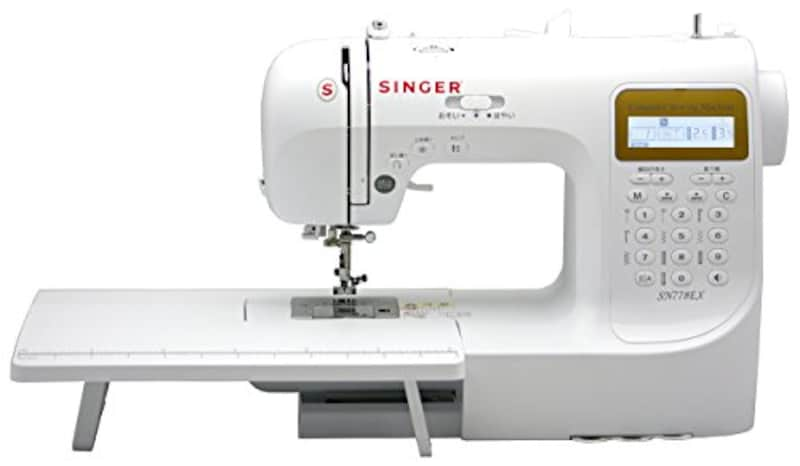 SINGAR (シンガー),コンピュータミシン ,SN778EX (sn778ex)