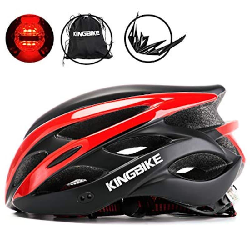 KINGBIKE,自転車ヘルメット