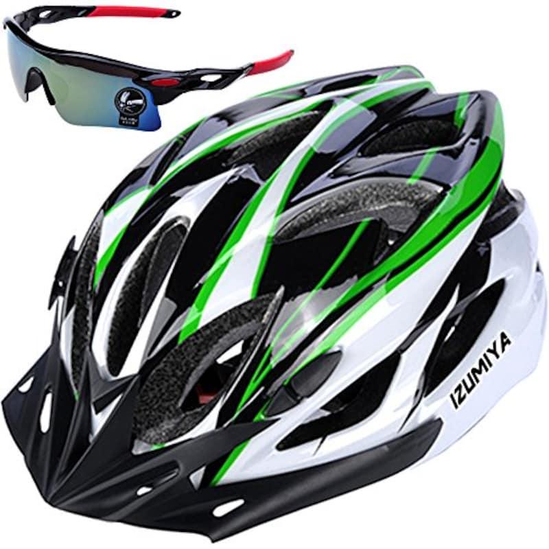 IZUMIYA,自転車 ヘルメット