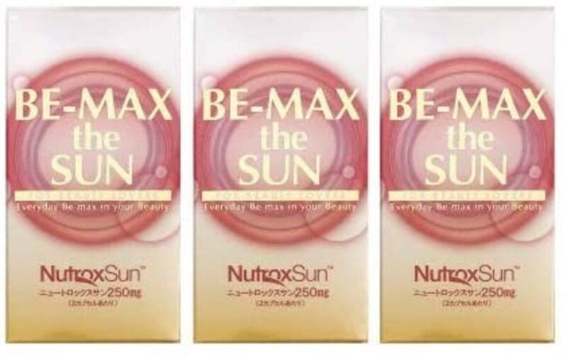 ライフ・マックス,飲む日傘サプリ BE-MAX the SUN