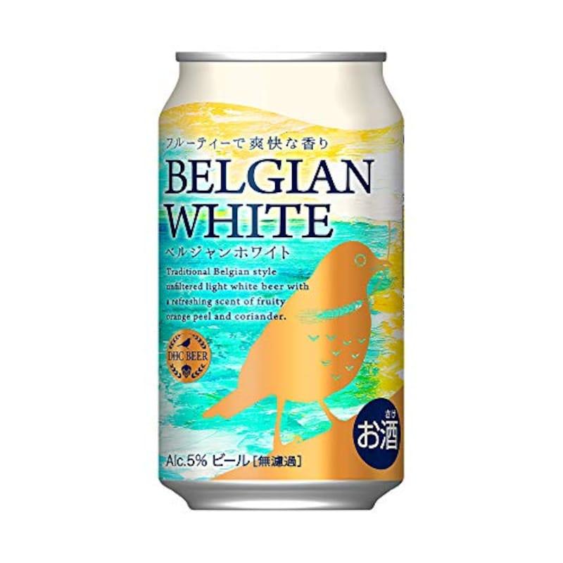 DHCビール,DHC ベルジャンホワイト 6本