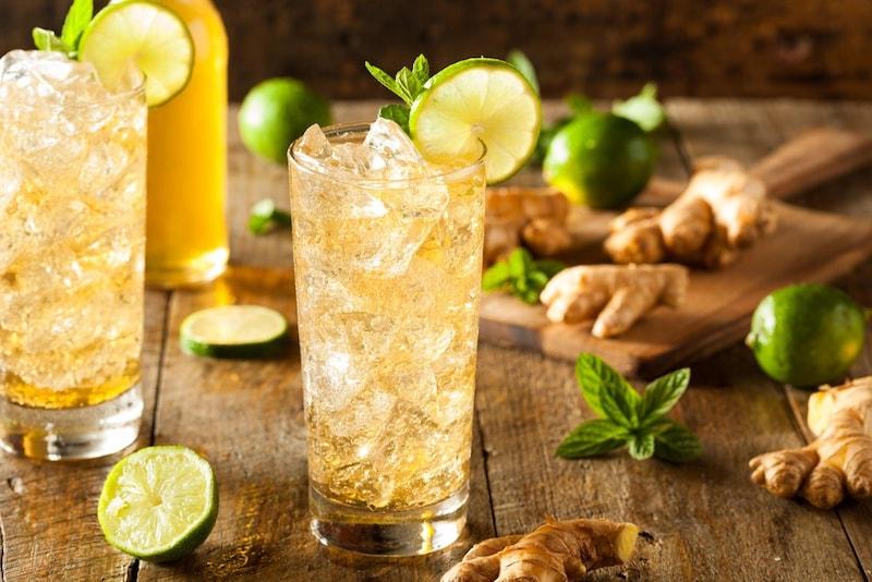 ジンジャーエールのおすすめ10選|カクテルやビールなどのお酒にも!手作りシロップの作り方も大公開
