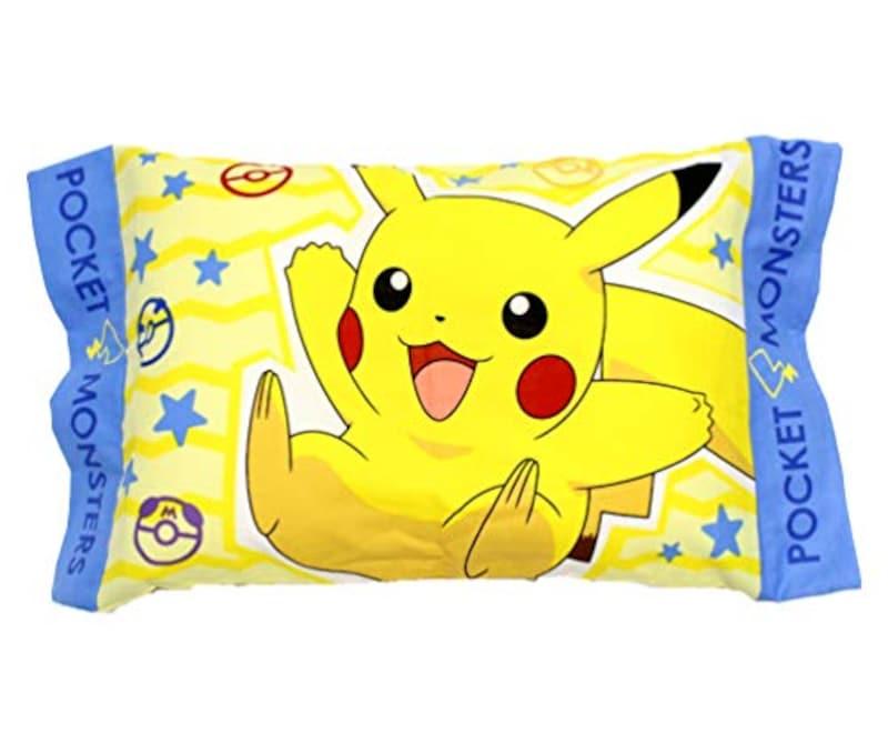 モリシタ(Morisita),ポケットモンスターピカチュウ子供枕,30600102300