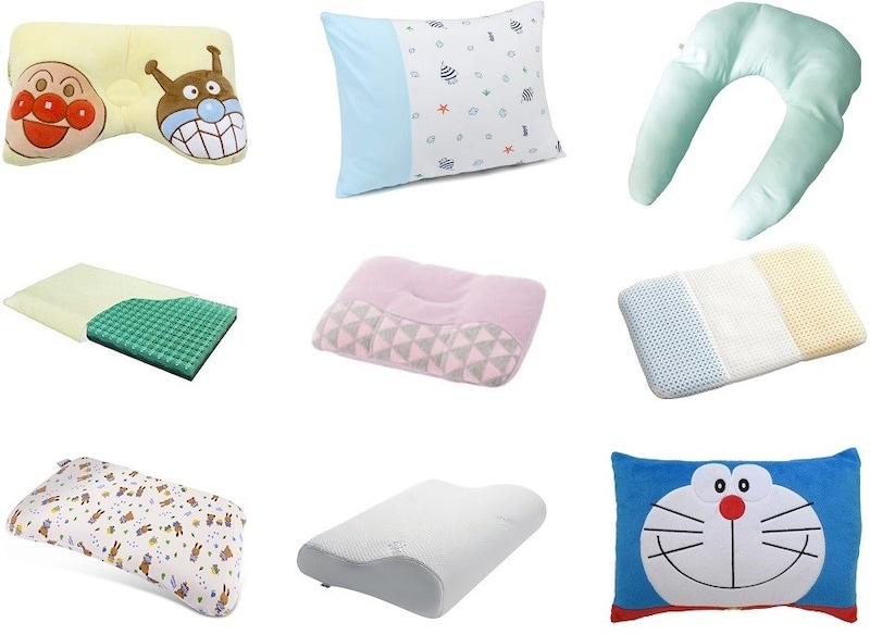 子供用枕おすすめ人気ランキング20選 いつから必要?かわいいキャラクターのものからおしゃれな枕カバーも紹介!
