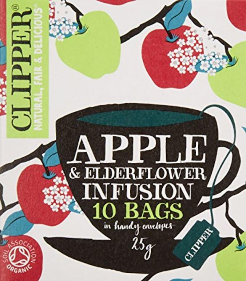 クリッパー,アップル&エルダーフラワーインフュージョン