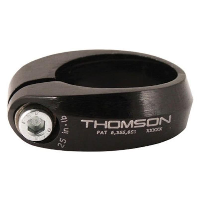 THOMSON(トムソン),SEATPOST COLLAR,SCE102BK