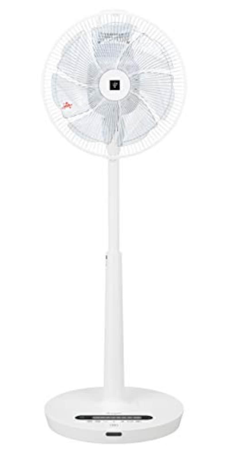 SHARP(シャープ),プラズマクラスター扇風機 ハイポジション・リビングファン(PJ-J3DS),PJ-J3DS-W