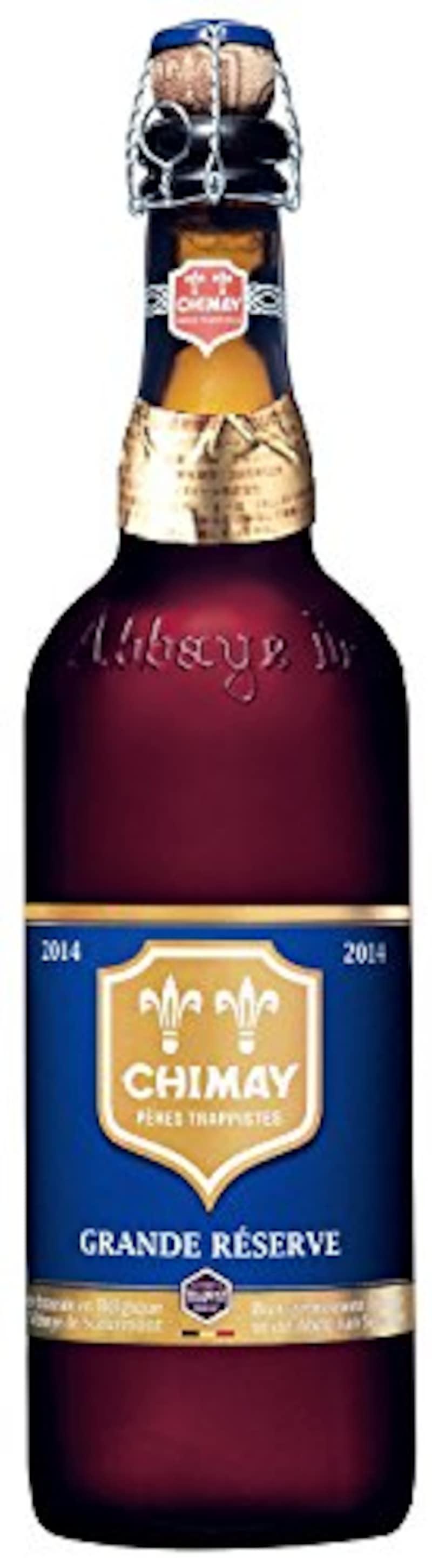 Chimay,シメイ・ブルー 大瓶 750ml,302524-24