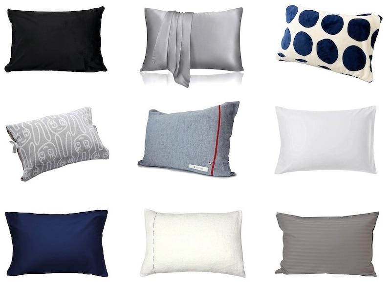 枕カバーおすすめ人気ランキング22選 洗濯可能なシルクやおしゃれなタオル地、かわいいフリル付きの商品や抱き枕カバーも紹介!