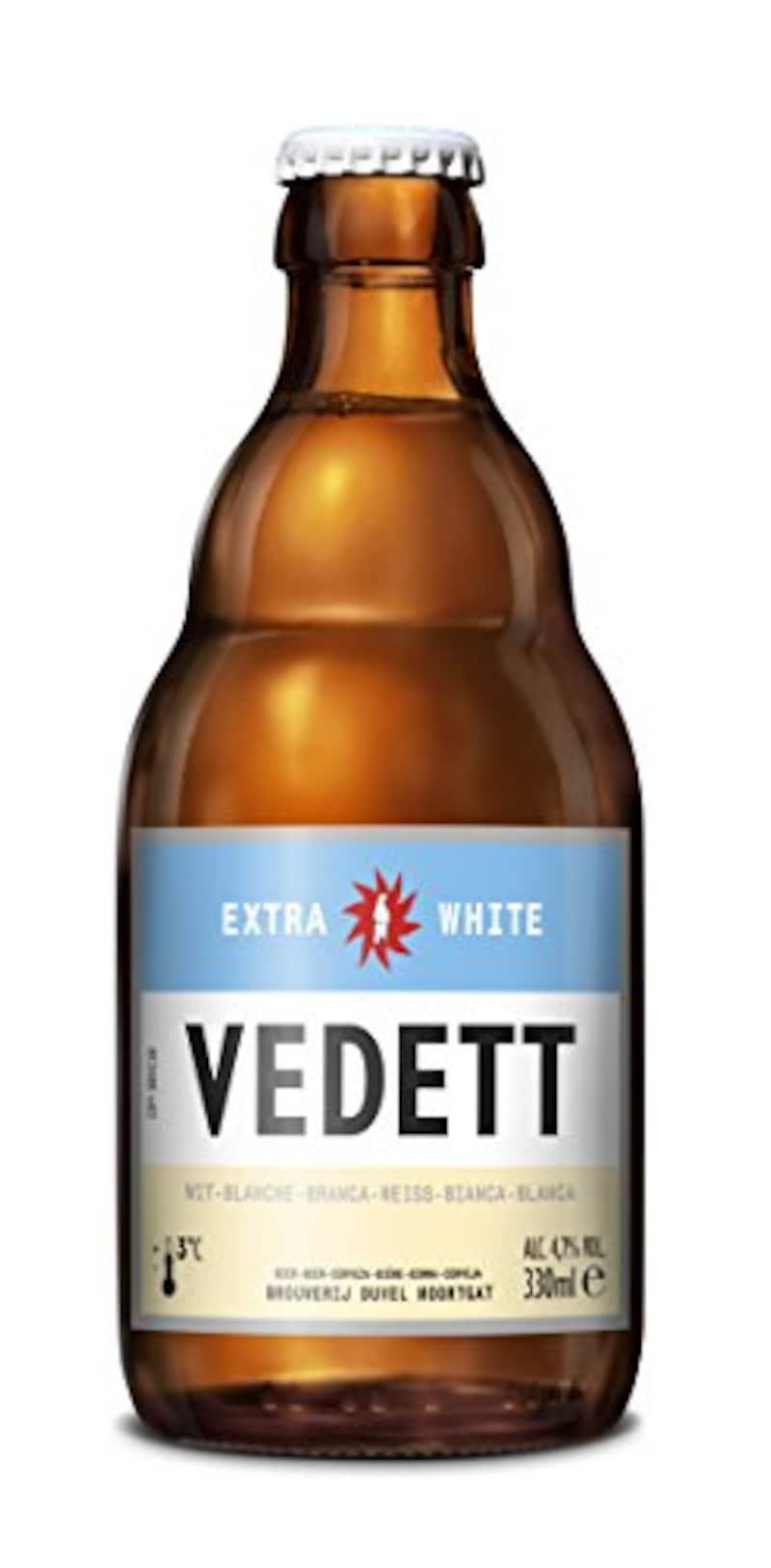 VEDETT EXTRA WHITE,ヴェデット エクストラ・ホワイト 330ml瓶