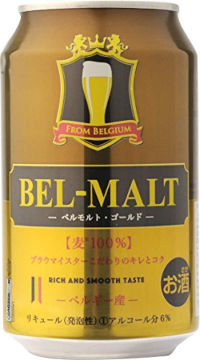 BELMALT,ベルモルト ゴールド 缶  330mlx24本セット