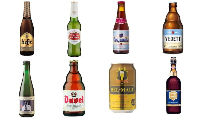 ベルギービールのおすすめ人気ランキング12選|種類が豊富!東京で飲めるお店も紹介
